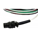 Intercomp replacement cables - White